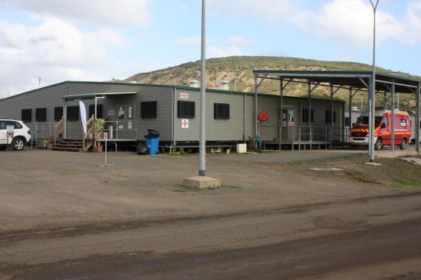 Centre médical de Vavouto Usine du Nord de la Caledonie